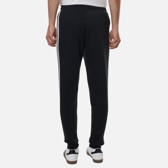 Мужские брюки adidas Originals 3-Stripes Fleece Black