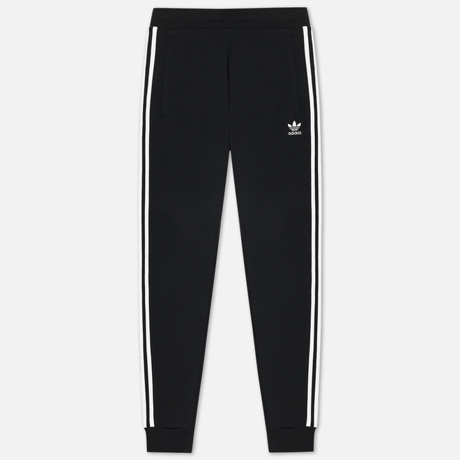 Мужские брюки adidas Originals 3-Stripes Fleece Black