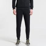 Мужские брюки adidas Originals 3-Stripes Fleece Black фото- 1