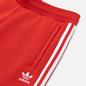 Мужские брюки adidas Originals 3-Stripes Fleece Lush Red фото - 1