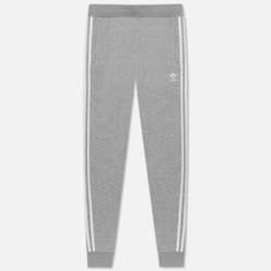 Мужские брюки adidas Originals 3-Stripes Fleece Medium Grey Heather