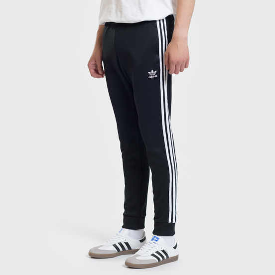 Мужские брюки adidas Originals SST Black