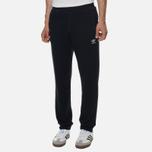 Мужские брюки adidas Originals Trefoil Black фото- 0
