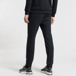 Мужские брюки adidas Originals Trefoil Black фото- 2