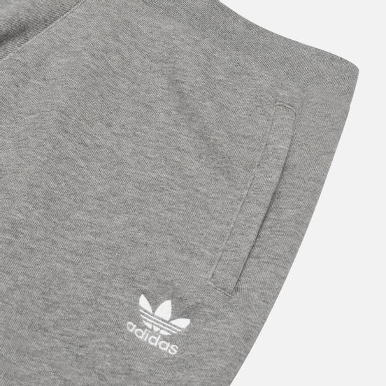Мужские брюки adidas Originals Trefoil Essentials Medium Grey Heather