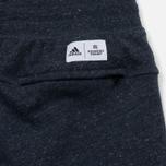 Мужские брюки adidas Originals x Reigning Champ AARC FT Collegiate Navy/Cold Heather фото- 3