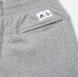 Мужские брюки adidas Originals x Reigning Champ Engineered Spacer Mesh Fleece Medium Grey Heather фото- 3