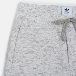 Мужские брюки adidas Originals x Wings + Horns Bonded Off White фото- 2