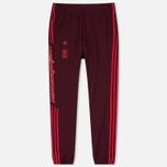 Мужские брюки adidas Originals Yeezy Calabasas Maroon фото- 0
