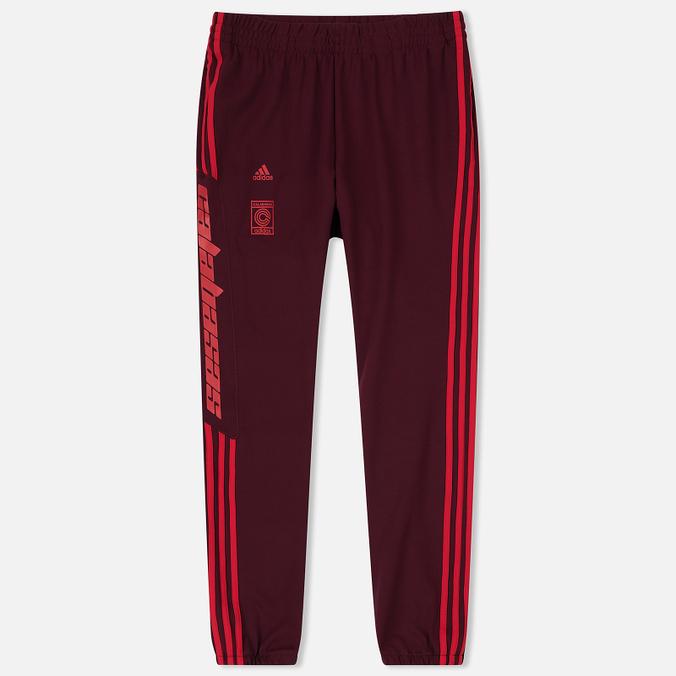 Мужские брюки adidas Originals Yeezy Calabasas Maroon