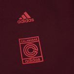 Мужские брюки adidas Originals Yeezy Calabasas Maroon фото- 1
