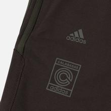 Мужские брюки adidas Originals YEEZY Calabasas Umber/Core фото- 1