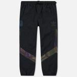 Мужские брюки adidas Snowboarding x Bape Slopetrott Black фото- 0