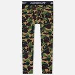Мужские брюки adidas x Bape Superbowl Tights Multicolor фото- 0
