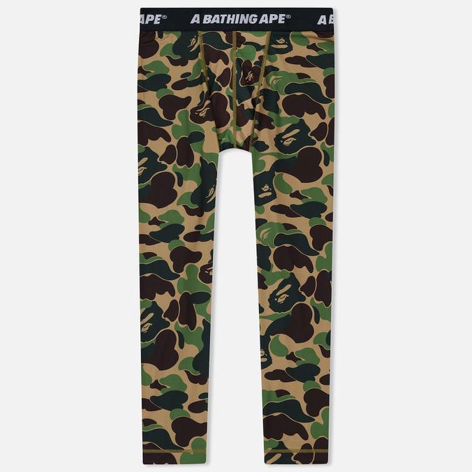 Мужские брюки adidas x Bape Superbowl Tights Multicolor