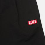 Мужские брюки Alife Box Life Black фото- 1