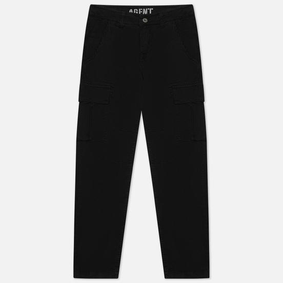 Мужские брюки Alpha Industries Agent Black