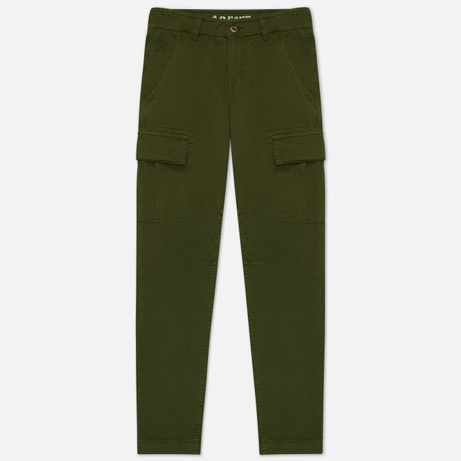 Мужские брюки Alpha Industries Agent Dark Olive