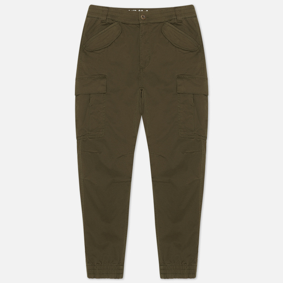 Мужские брюки Alpha Industries Airman Dark Olive