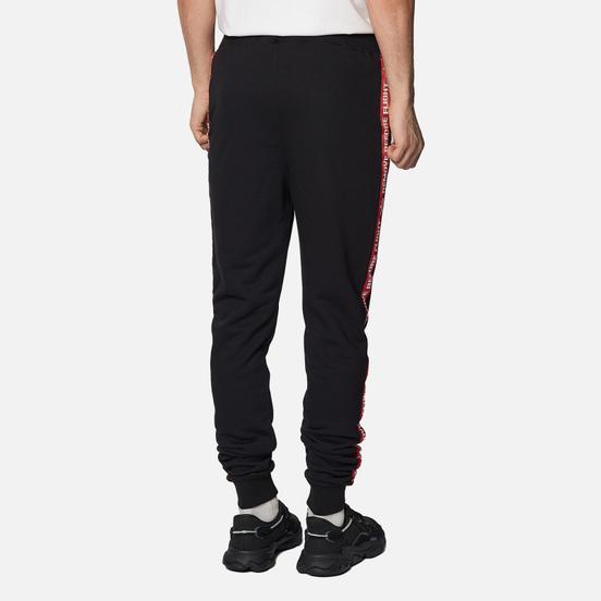 Мужские брюки Alpha Industries RBF Tape Black
