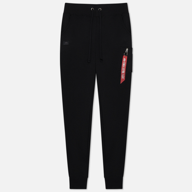 Мужские брюки Alpha Industries X-Fit Slim Cargo Black
