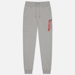 Мужские брюки Alpha Industries X-Fit Slim Cargo Grey Heather