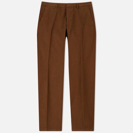 Мужские брюки AMI Classic Chino Havana