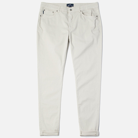 Aquascutum Colt 5 Pocket Men's Trousers Beige