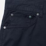 Мужские брюки Aquascutum Colt 5 Pocket Navy фото- 2