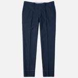 Мужские брюки Aquascutum Northwich Navy фото- 0