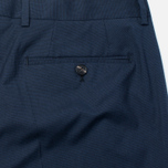 Мужские брюки Aquascutum Northwich Navy фото- 2