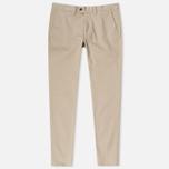 Мужские брюки Aquascutum Parrett 17 Garment Washed Beige фото- 0