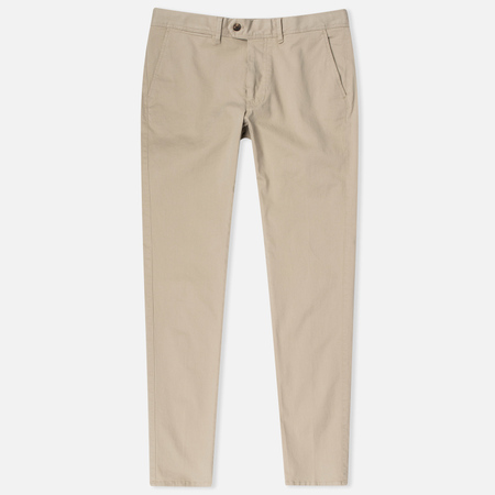 Aquascutum Parrett 17 Garment Men's trousers Washed Beige