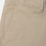 Мужские брюки Aquascutum Parrett 17 Garment Washed Beige фото- 1
