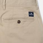 Мужские брюки Aquascutum Parrett 17 Garment Washed Beige фото- 3