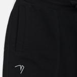 Мужские брюки Arctic Explorer Logo Print Black фото- 1