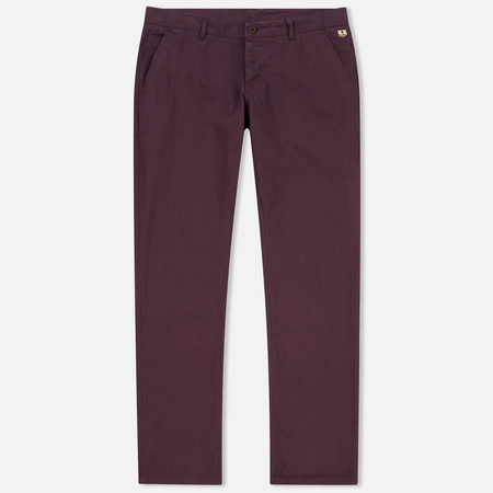 Мужские брюки Armor-Lux Chino Heritage Cotton Chianti Dark Red
