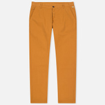 Мужские брюки Armor-Lux Chino Heritage Cotton Dark Yellow фото- 0