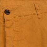 Мужские брюки Armor-Lux Chino Heritage Cotton Dark Yellow фото- 1
