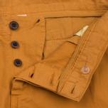Мужские брюки Armor-Lux Chino Heritage Cotton Dark Yellow фото- 2