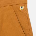 Мужские брюки Armor-Lux Chino Heritage Cotton Dark Yellow фото- 3