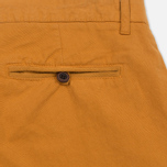 Мужские брюки Armor-Lux Chino Heritage Cotton Dark Yellow фото- 4