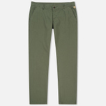 Мужские брюки Armor-Lux Chino Heritage Cotton Orto Green фото- 0