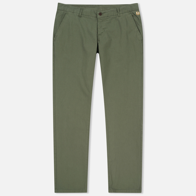 Мужские брюки Armor-Lux Chino Heritage Cotton Orto Green