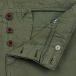 Мужские брюки Armor-Lux Chino Heritage Cotton Orto Green фото- 2