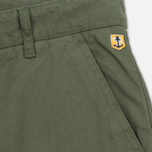 Мужские брюки Armor-Lux Chino Heritage Cotton Orto Green фото- 3