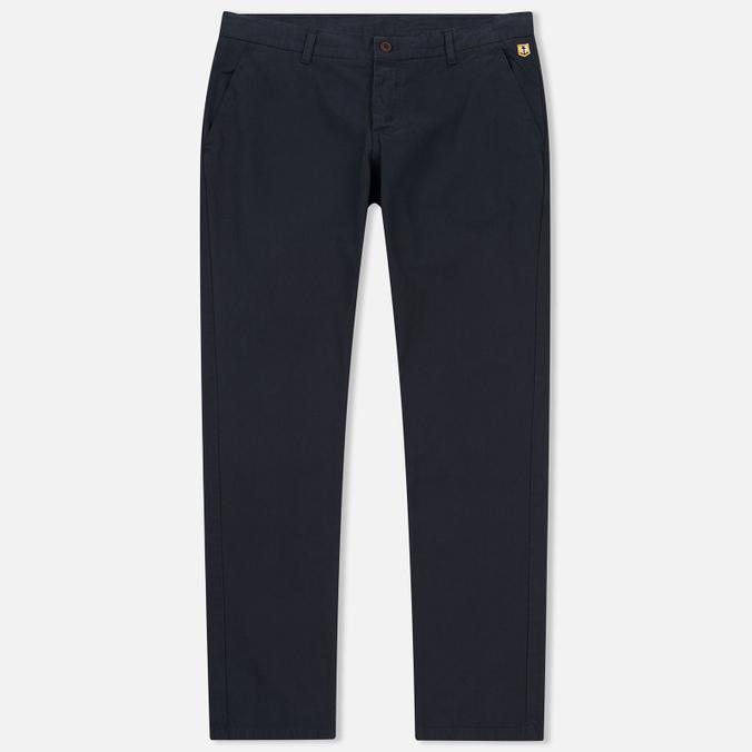 Мужские брюки Armor-Lux Chino Heritage Cotton Rich Navy