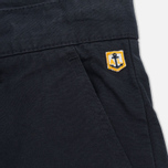 Мужские брюки Armor-Lux Chino Heritage Cotton Rich Navy фото- 3