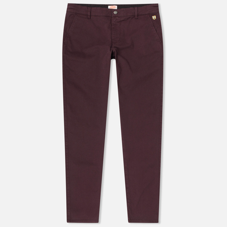 Мужские брюки Armor-Lux Heritage Chino Men's Trousers Penombre Red
