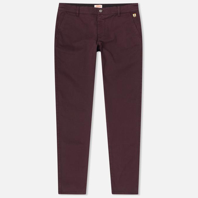Мужские брюки Armor-Lux Heritage Chino Men's Trousers Penombre Red